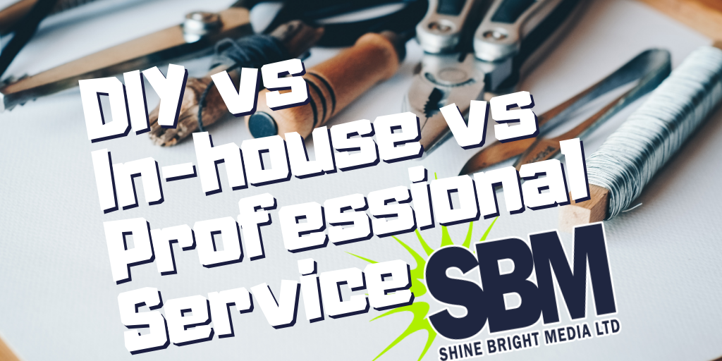 diy vs professional service