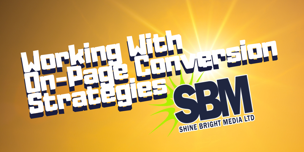 on-page conversion strategies